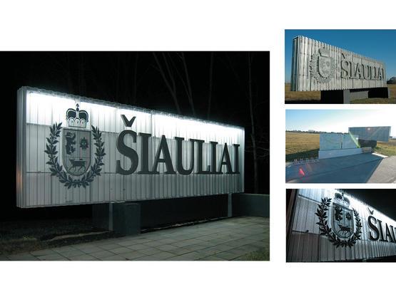 """Riboženklis """"ŠIAULIAI"""". 2003-2004 m."""