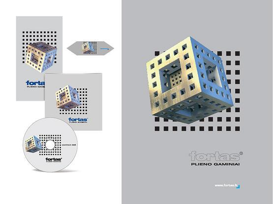 """UAB """"Fortas"""" reklaminė kampanija (2004 m.)"""
