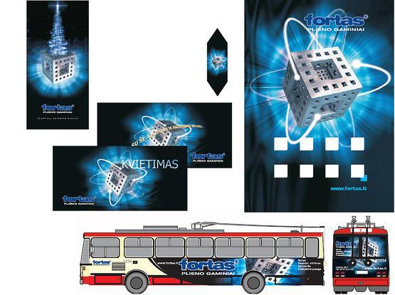 """UAB """"Fortas"""" reklaminė kampanija (2005 m.)"""