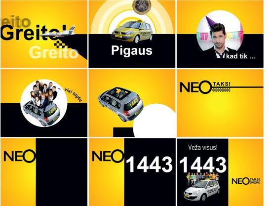 Taksi 1443, 2012 m.